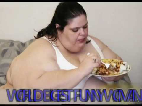 Fat Woman In The World