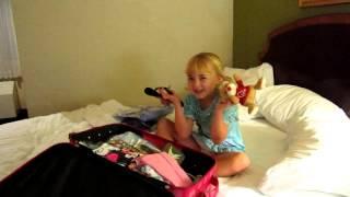 Ava's Big Disney Surprise