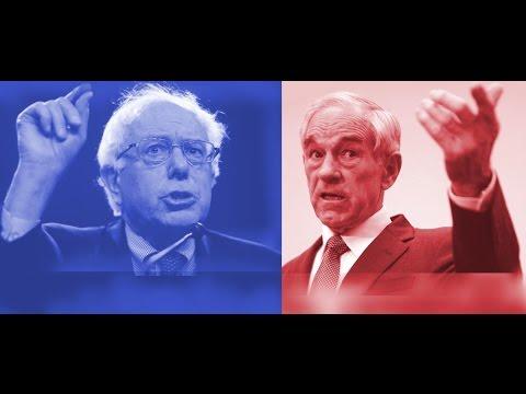 Ron Paul vs Bernie Sanders