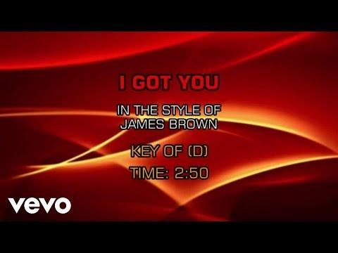 James Brown - I Got You (I Feel Good) (Karaoke)