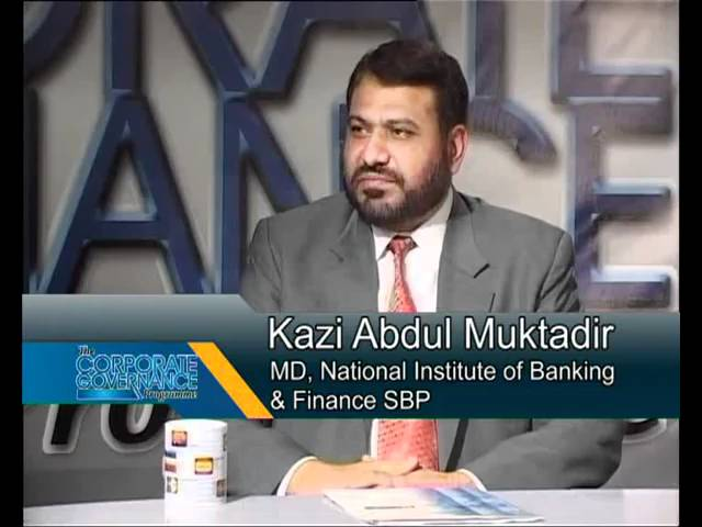 The State of Corporate Governance in Pakistan - Part I