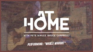 At Home w/ Pete Bingle (Bruce Campbell)