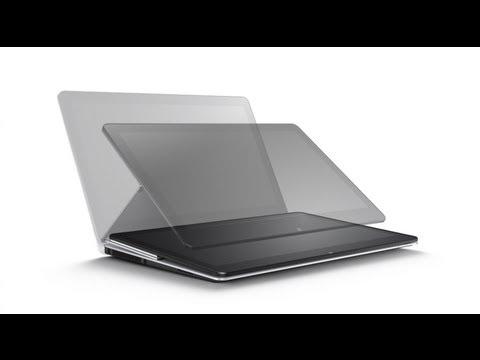 SNEAK PEEK from IFA 2013: New VAIO lineup (Windows 8 convertible PCs, Tablets)