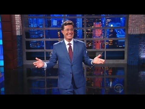 The FCC Got 5,700 Complaints About A Colbert Joke