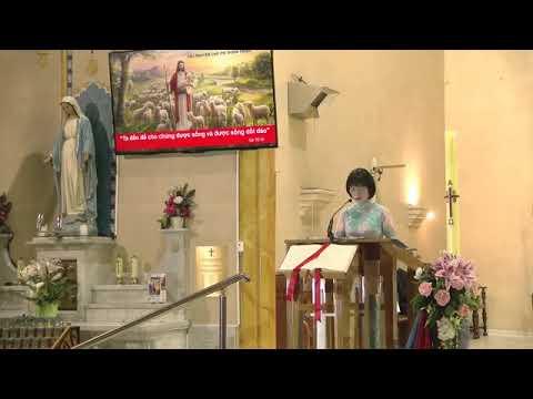 Thánh lễ Chúa Nhật Thứ Tư Mùa Phục Sinh 3 5 2020 dành cho những người không thể đến nhà thờ
