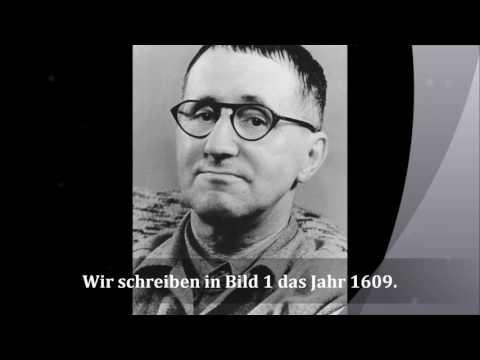 Brecht: Leben des Galilei 1 (von 15) – Dieter Hattrup liest