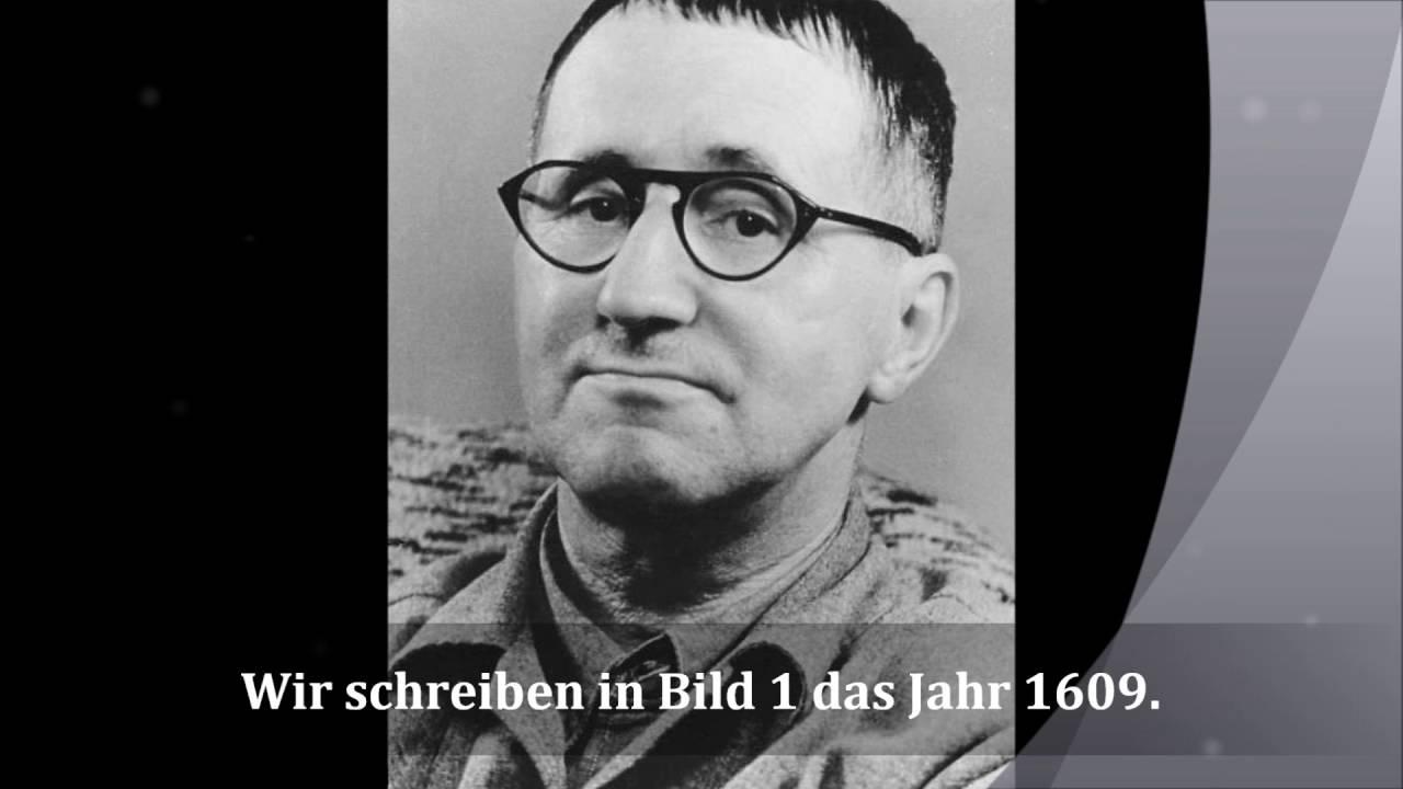 Brecht Leben Des Galilei 1 Von 15 – Dieter Hattrup Liest