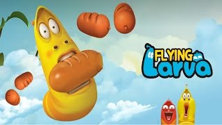 Flying LARVA Android Gameplay (HD)