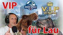 Jurassic World Alive VIP Status für Lau 0€