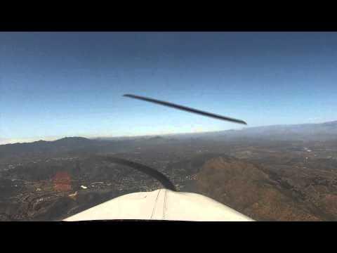 WHP to OXR in N650B (IFR flight plan, VMC)