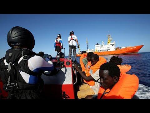 Europeus apostam no Egito para controlar migração