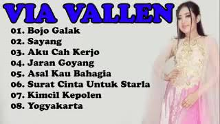 Gambar cover Via vallen bojo galak (DANGDUT)  full album