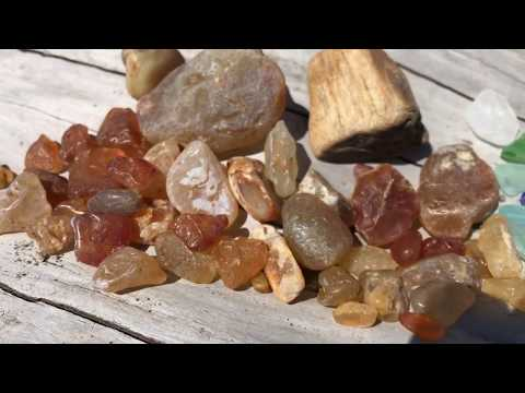 New tips on finding agates on the beach at Ocean Shores, WA