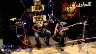 金屬狂琴 - ESP&E II Mystique 介紹及測試