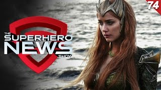 Superhero News #74: First Look at Mera in Justice League