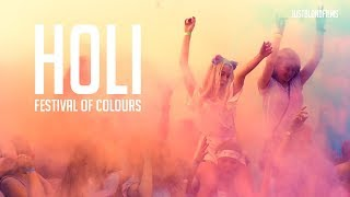 HOLI - The Festival of Colours 2018  | OFFICIAL AFTERMOVIE (GERMANY - Bad Aibling) - Justblondfilms