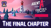 Agent A: A puzzle in disguise - Chapter 2 Gameplay