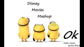 Disney Movies avec James Blunt OK
