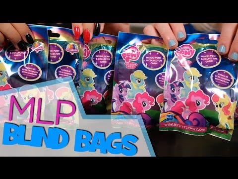 My Little Pony Blind Bags Youtube