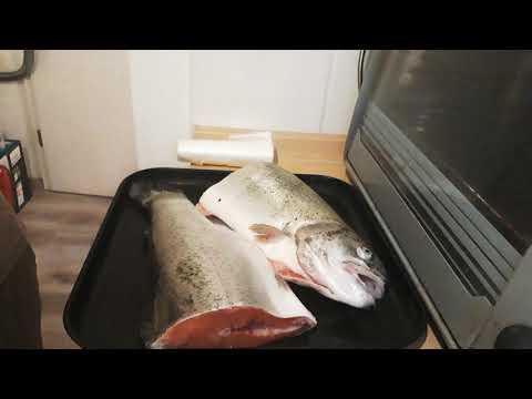 Как просто запечь лосось или форель за 20 минут в духовке. #tatjanamorgenstern