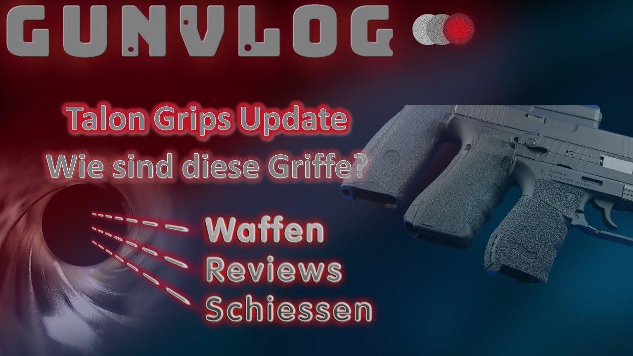 Talon Gun Grips Update