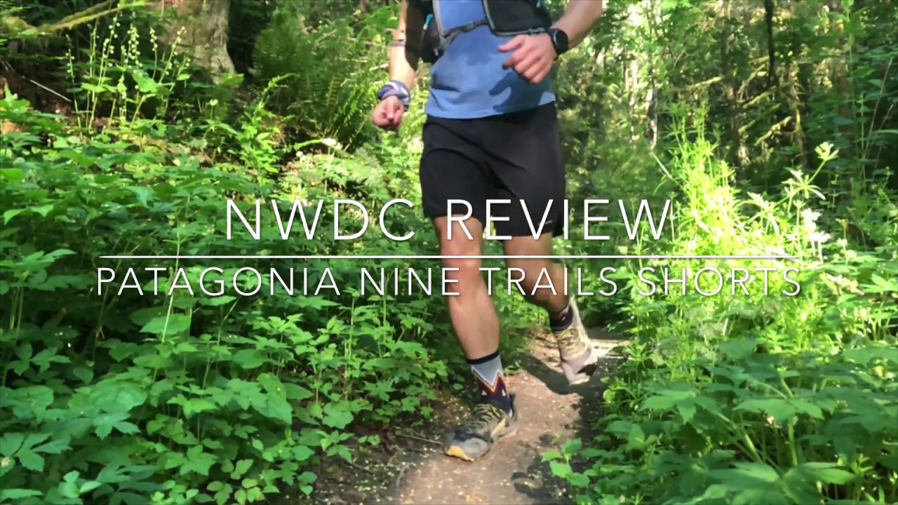 c44c266f1 Patagonia Nine Trails Shorts Review - YouTube