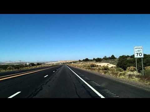 New Mexico Drive: US 550 Cuba to Aztec