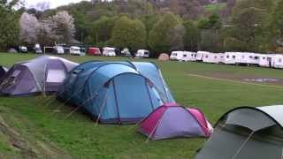 Holmfirth Festival Of Folk Fri 10 May 13 5) Camp Site fri teatime