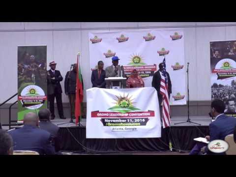 Oromo TV  Yaa,iin Hoggantoota oromoo Atlanta Georgia  November 11 13 ,2016   YouTube