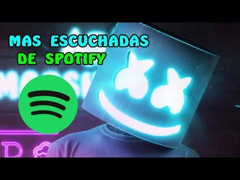 Top 50 Musica Electronica Mas Escuchadas De Spotify Actualizado Agosto 2019 Youtube