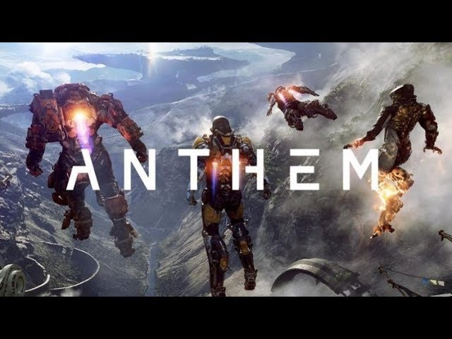 Anthem! - Demo VIP, Mundo Aberto, Iron Man!!