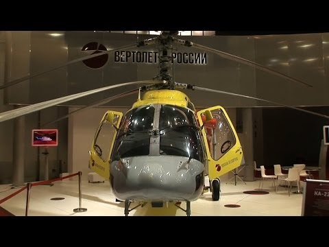 Russian Helicopters - Ka-226T