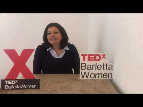 La passeggiata tra le stelle di una Ricercatrice in Oncologia | Cinzia Conteduca | TEDxBarlettaWomen