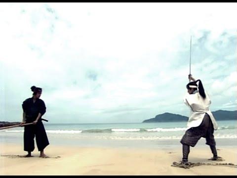 Kojiro vs Musashi (Ganryu island duel)