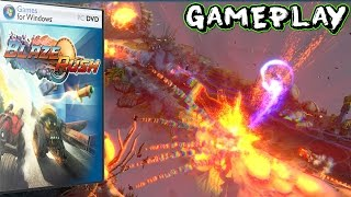 BlazeRush Gameplay PC STEAM HD