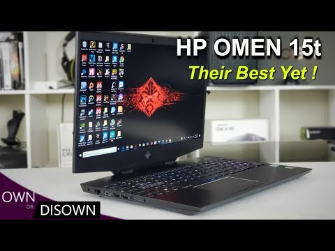 HP OMEN 15t REVIEW - Their Best Yet !