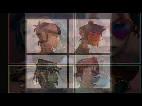 Every Gorillaz Song At Once