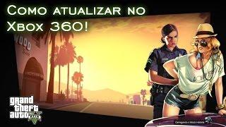Como atualizar GTA V no Xbox 360! Todos carros de todas DLC's! [PT-BR]