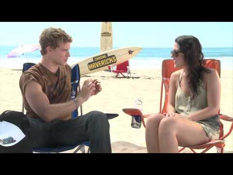 Jonny Weston Talks