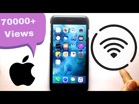 How to set up personal hotspot on iphone 7 plus