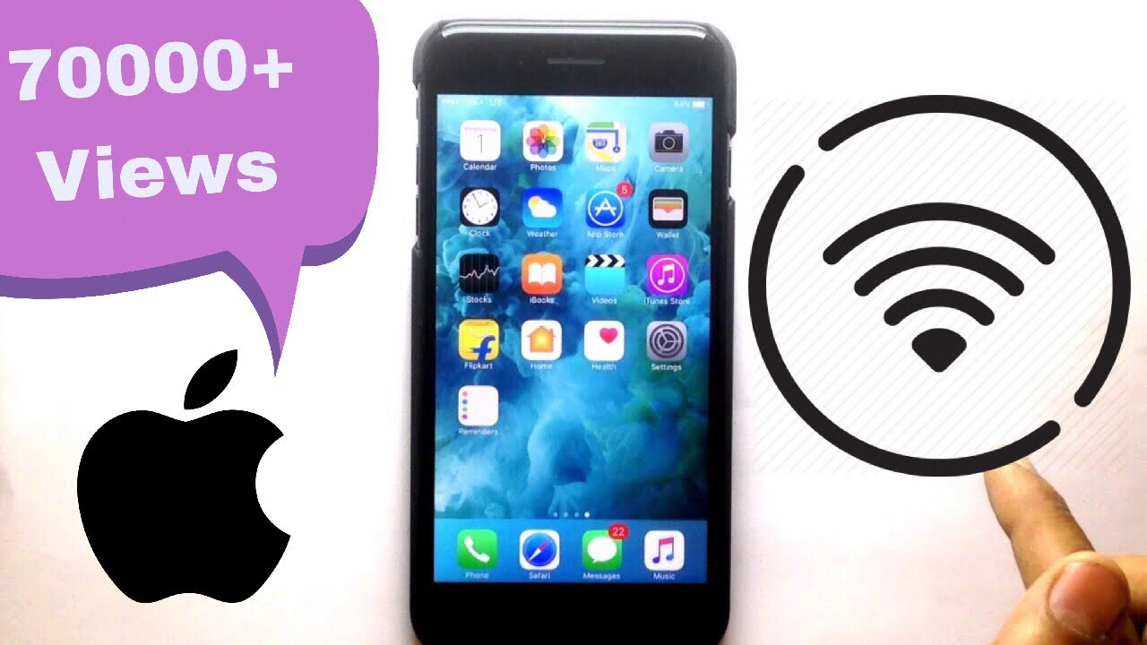 t mobile hotspot iphone how to fix wifi hotspot solution in iphone 7 plus and 8 6759