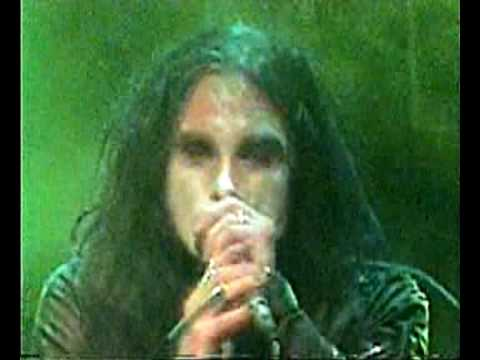 Cradle of Filth live in Madrid 1998 - FULL