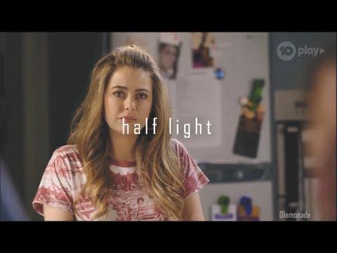 chloe & elly   half light