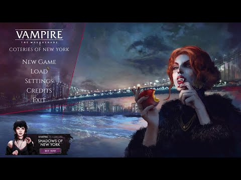 SPEEDRUN Vampire: The Masquerade Coteries of New York in LESS THAN 10 MINUTES |