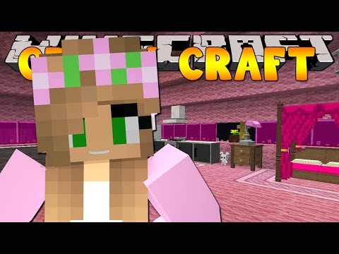 Minecraft Crazy Craft 3.0 : DECORATING LITTLE KELLY'S HOME #40