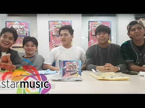 Gimme 5 - talks about their new album