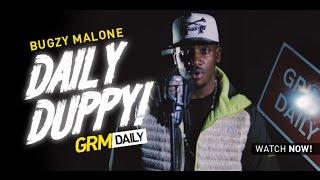 Bugzy Malone - Daily Duppy S:04 EP:20 | GRM Daily