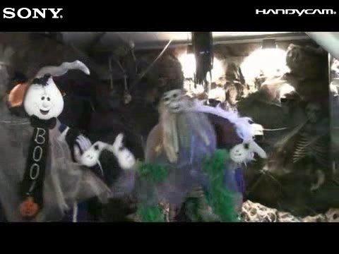 Sony X Ocean Park Halloween 2008 (01/10  09:13PM)