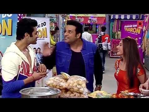 Jijaji Chhat Per Hain Special Episode With Comedy King Krushna Abhishek   Marrne Bhi Do Yaaron