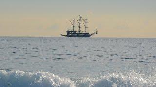 Турция,Средиземное море .Конаклы-Алания.(Наш отдых в Турции.Конаклы-Алания конец октября,начало ноября 2014 года.Часть первая..., 2014-11-12T15:36:32.000Z)